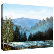 "ArtWall ""Let Go"" Gallery Wrapped Canvas Arts By Gene Foust"