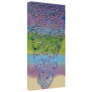 ArtWall Questioning Gallery Wrapped Canvas Art By Susi Franco, 24 x 12