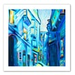 ArtWall in.Magical Alleys of Venicein. Unwrapped Canvas Art By Susi Franco, 36in. x 36in.