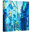ArtWall in.Magical Alleys of Venicein. Gallery Wrapped Canvas Art By Susi Franco, 24in. x 24in.