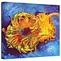 ArtWall Two Sunflowers by Vincent Van Gogh Gallery