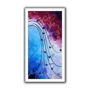 "ArtWall ""Music"" Flat Unwrapped Canvas Arts By Shiela Gosselin"