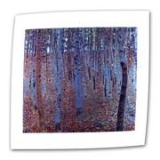 "ArtWall ""Baby Detail"" Flat/Rolled Canvas Art By Gustav Klimt, 20"" x 24"""
