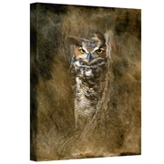 "ArtWall ""The Sentry"" Gallery Wrapped Canvas Art By David Liam Kyle, 24"" x 16"""
