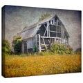 ArtWall in.Country Barnin. Gallery Wrapped Canvas Arts By David Liam Kyle