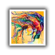 "ArtWall ""Windswept"" Unwrapped Canvas Arts By Linzi Lynn"