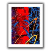 """ArtWall """"Standing Tall"""" Flat Unwrapped Canvas Art By Byron May, 24"""" x 32"""""""