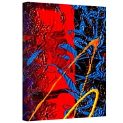 """ArtWall """"Standing Tall"""" Gallery Wrapped Canvas Art By Byron May, 14"""" x 18"""""""