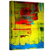 """ArtWall """"Suspended"""" Gallery Wrapped Canvas Art By Byron May, 12"""" x 18"""""""