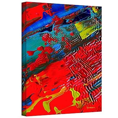 Antonio Raggio 'Changing Tides' Unwrapped Canvas, 32'' x 48''