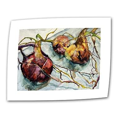Antonio Raggio 'Trees at Dusk' Gallery-Wrapped Canvas, 32'' x 48''