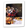 ArtWall in.Flowers and Fruitin. Flat/Rolled Canvas Arts By Claude Monet