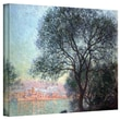 ArtWall in.Antibbesin. Gallery Wrapped Canvas Art By Claude Monet, 18in. x 24in.