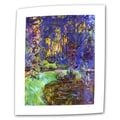 ArtWall in.Givernyin. Flat/Rolled Canvas Arts By Claude Monet