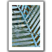 ArtWall Palm Flat Unwrapped Canvas Art By Cora Niele, 32 x 48