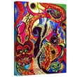 """ArtWall """"Angel and Dragon"""" Gallery Wrapped Canvas Arts By Marina Petro"""