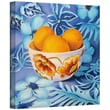 ArtWall in.Bowl of Lemonsin. Gallery Wrapped Canvas Art By Marina Petro, 24in. x 24in.