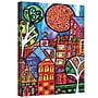 ArtWall Downtown Gallery Wrapped Canvas Art By Debra