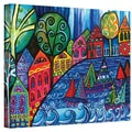 ArtWall in.The Watershedin. Gallery Wrapped Canvas Arts By Debra Purcell