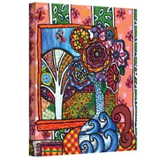 "ArtWall ""Ventana"" Gallery Wrapped Canvas Arts By Debra Purcell"