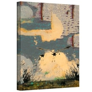 """ArtWall """"Good Morning"""" Gallery Wrapped Canvas Art By Elena Ray, 18"""" x 12"""""""