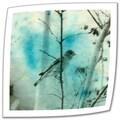 ArtWall in.Asian Birdin. Unwrapped Canvas Arts By Elena Ray