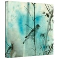 ArtWall in.Asian Birdin. Gallery Wrapped Canvas Arts By Elena Ray