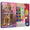 ArtWall in.Art Journal Love Isin. Gallery Wrapped Canvas Arts By Elena Ray
