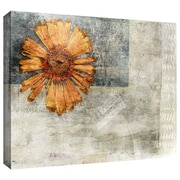 """ArtWall """"Dried Flower Abstract"""" Gallery Wrapped Canvas Art By Elena Ray, 36"""" x 48"""""""