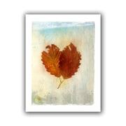 ArtWall Leaf II Unwrapped Canvas Art By Elena Ray, 24 x 32