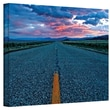"""ArtWall """"When Nothing Else Exists"""" Wrapped Canvas Arts By Mark Ross"""