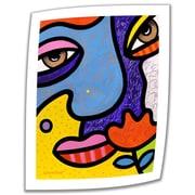 "ArtWall ""Max"" Unwrapped Canvas Arts By Steven Scott"