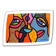 """ArtWall """"Eye to Eye"""" Unwrapped Canvas Arts By Steven Scott"""