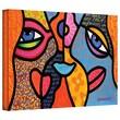 """ArtWall """"Eye to Eye"""" Gallery Wrapped Canvas Arts By Steven Scott"""