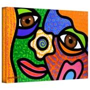 """ArtWall """"Sweet Escape"""" Gallery Wrapped Canvas Art By Steven Scott, 14"""" x 18"""""""
