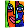 ArtWall in.Candy Dandeein. Gallery Wrapped Canvas Art By Steven Scott, 24in. x 20in.