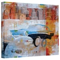 ArtWall in.56in. Gallery Wrapped Canvas Arts By Greg Simanson