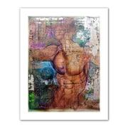 ArtWall Birthright V Unwrapped Flat Canvas Art By Greg Simanson, 48 x 36