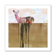ArtWall Dissolve I Flat Unwrapped Canvas Art By Greg Simanson, 24 x 24