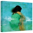 """ArtWall """"Floating Away"""" Gallery Wrapped Canvas Arts By Greg Simanson"""