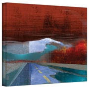 ArtWall Landscaped I Gallery Wrapped Canvas Art By Greg Simanson, 24 x 32