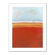 "ArtWall ""Big Sky Country IV"" Flat Unwrapped Canvas Arts By Jan Weiss"