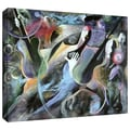 ArtWall in.Jamminin. Gallery Wrapped Canvas Arts By Ikahl Beckford
