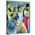 ArtWall in.Sister Act 2002in. Gallery Wrapped Canvas Arts By Ikahl Beckford