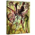 ArtWall in.Windy Dayin. Gallery Wrapped Canvas Arts By Ikahl Beckford