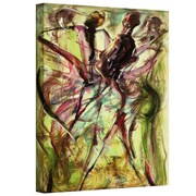 "ArtWall ""Windy Day"" Gallery Wrapped Canvas Arts By Ikahl Beckford"