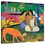 ArtWall Arearea, The Red Dog Gallery Wrapped Canvas