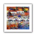 ArtWall in.Cote du Midiin. Flat Unwrapped Canvas Arts By Peter Graham