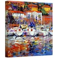 ArtWall in.Cote du Midiin. Gallery Wrapped Canvas Arts By Peter Graham