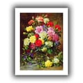 ArtWall in.Carnations..in. Unwrapped Canvas Arts By Albert Williams